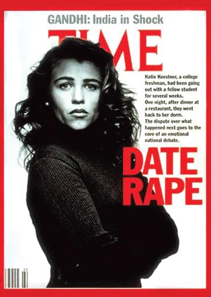 Koestner's 1991 Time cover