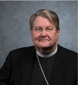 The Dean of the School of Theology, Rt. Rev. J. Neil Alexander