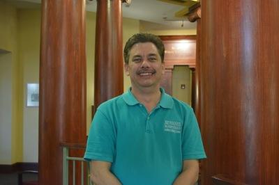 Tim Garner in Gailor