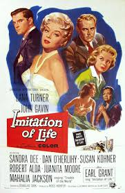 A movie poster for Imitation of Life