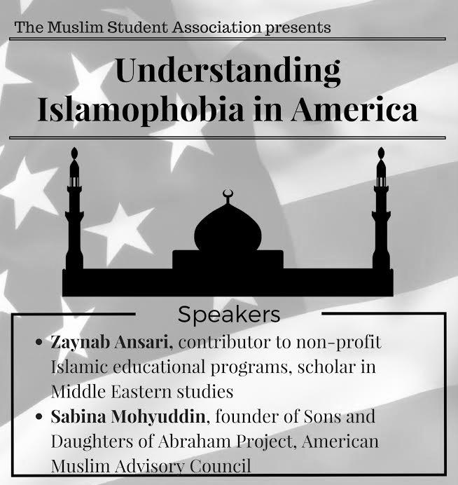 Islamophobia panel